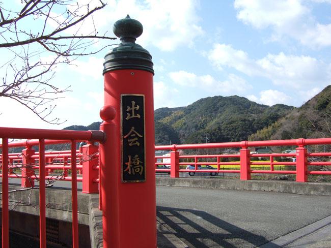 青野川(出会橋、日野橋からの染井吉野)