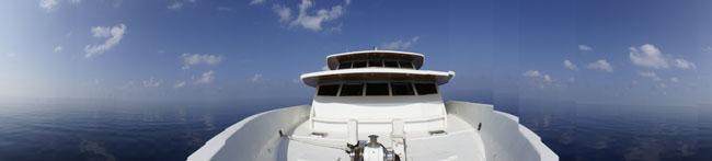 モルディブガーフ環礁チャータークルーズのご案内。