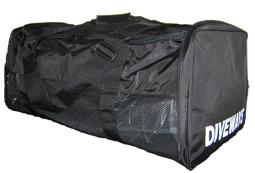 収納力大・ロングフィン対応のメッシュバッグ