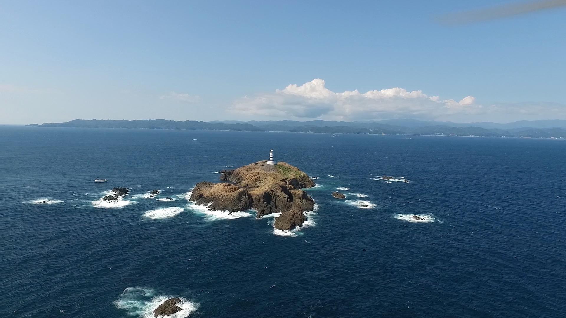 4・5月の神子元島