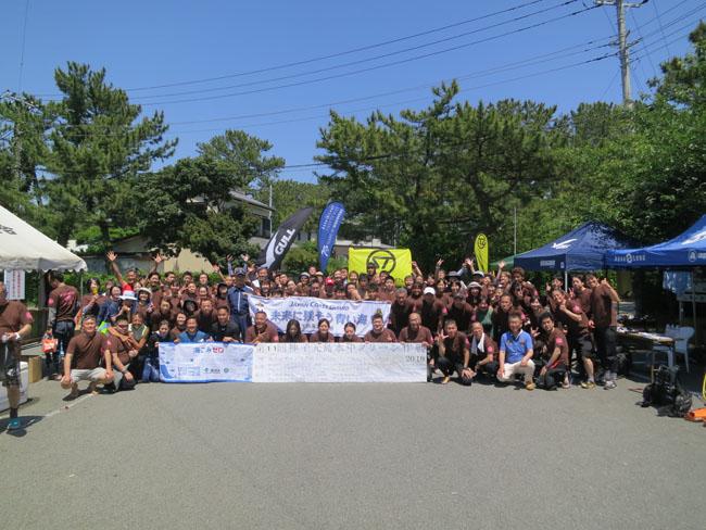 第11回神子元水中クリーン作戦終了です。