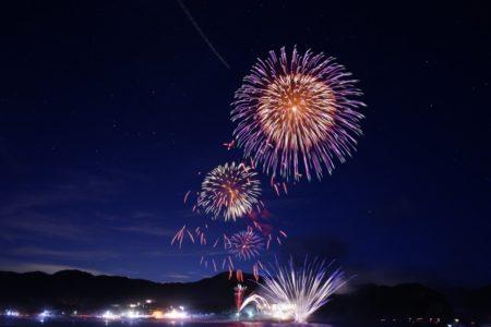 2020年弓ヶ浜花火大会中止のお知らせ。